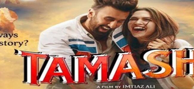 Movie Review Of Tamasha