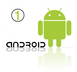 Android 1 icon