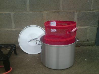 Boiling Pot 36 Litre