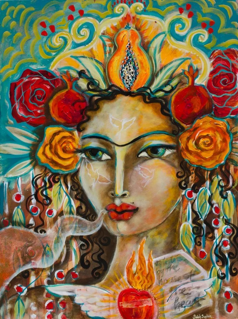 House of the Heart by Shiloh Sophia McCloud