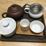 中国茶を普段から飲んでみよう。