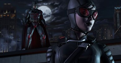 Batman: Realm of Shadows review