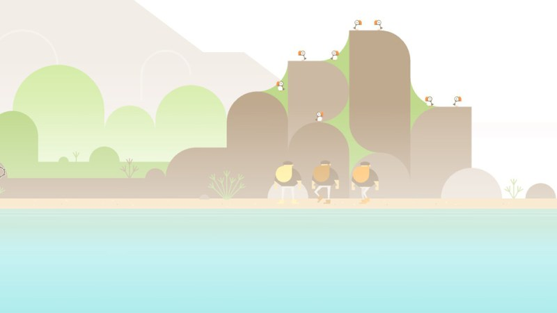 Burly Men at Sea visual novel for pc