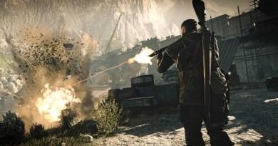 Win Sniper Elite 4