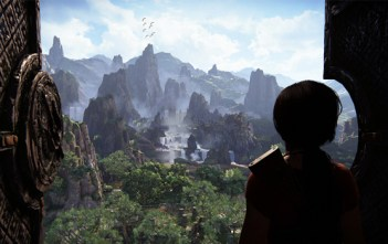 Uncharted: The Lost Legacy review in progress