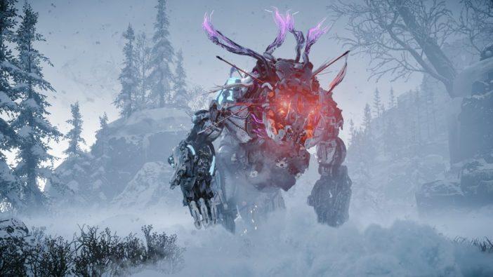 Horizon Zero Dawn: The Frozen Wilds review