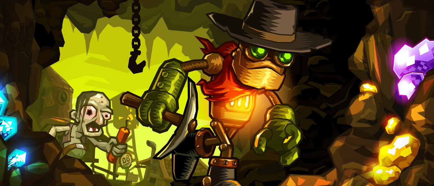 SteamWorld Dig (Nintendo Switch) review: Stainless steel