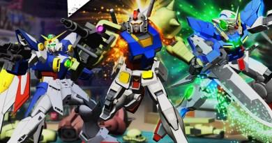 New Gundam Breaker review (PS4): Broken Toys