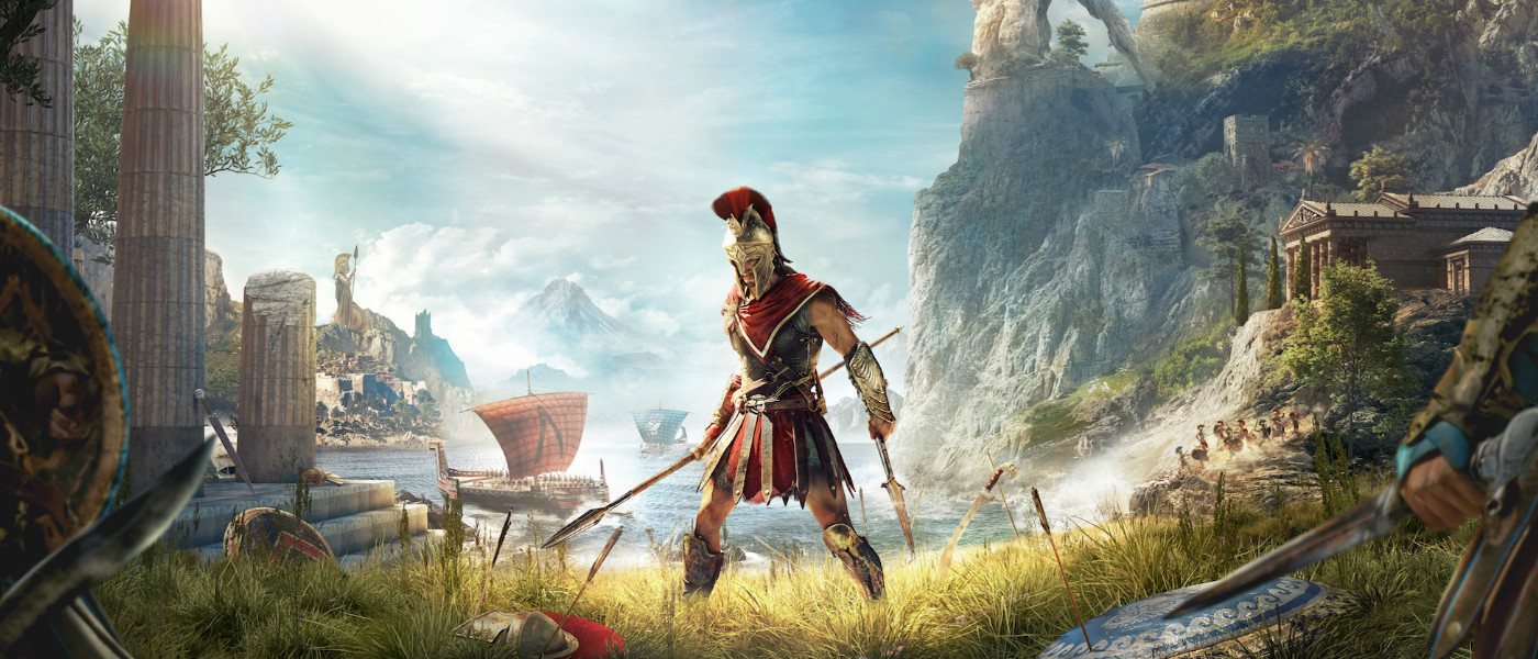 Assassin's Creed Odyssey (PS4) review – This is Sparta