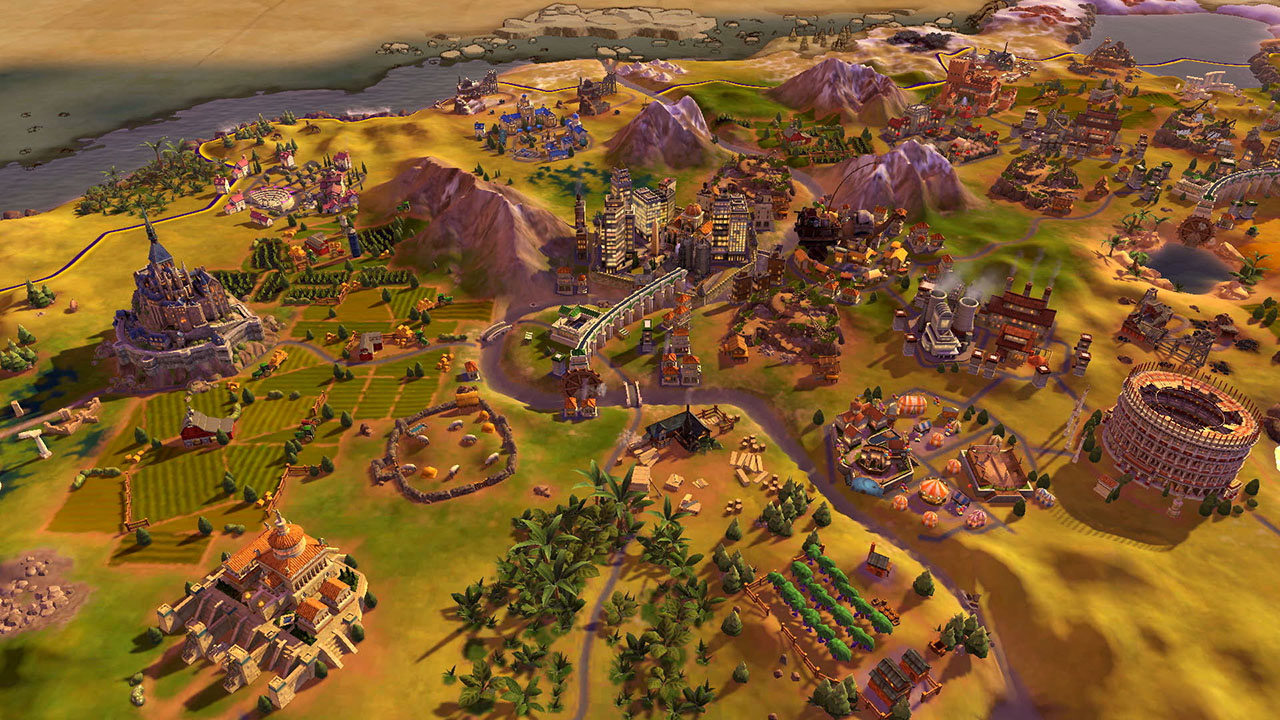 Sid Meier's Civilization VI (Switch) review – World of