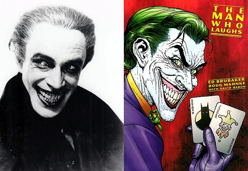 Conrad Veidt - The Batman Joker