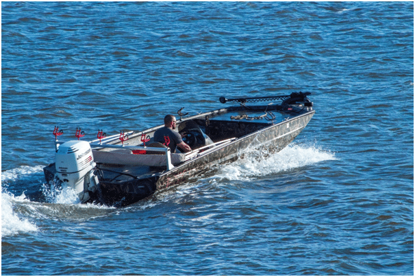 fishing motor
