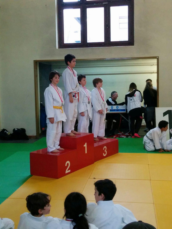 Simon Zabulionis 3. Platz