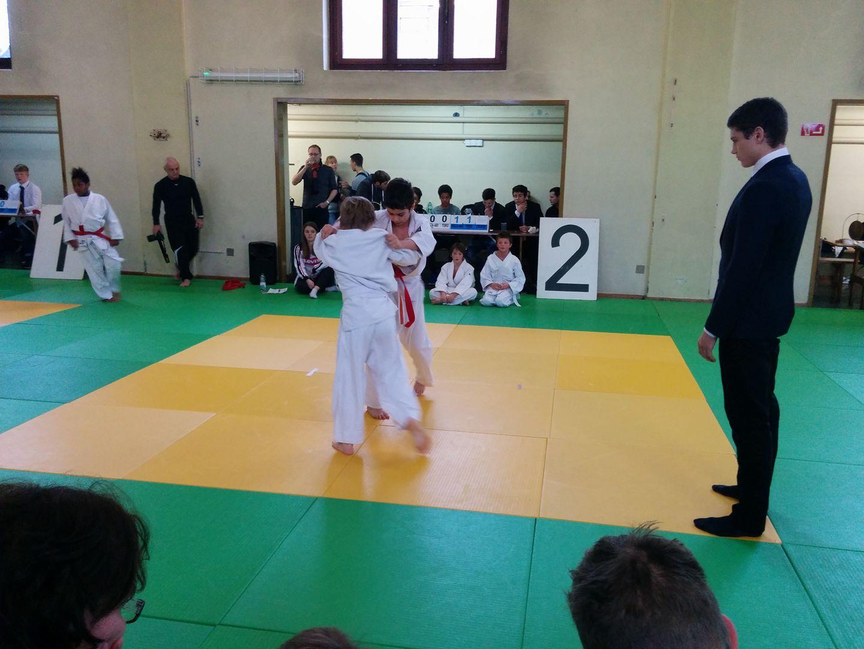 Simon Zabulionis Wettkampf