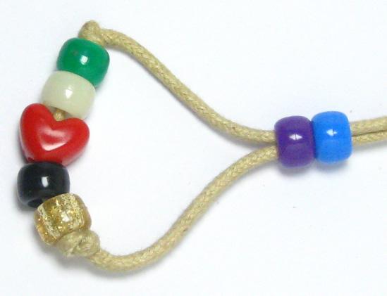 Custom Premium Salvation Bracelet Craft Kits Multiple