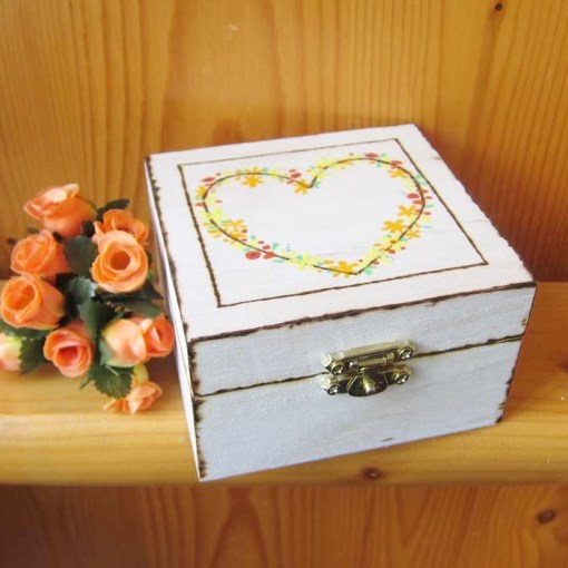 ring box jewelry box