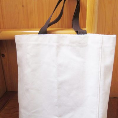 canvas bag tote bag A4