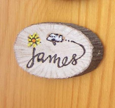 wood name tag1