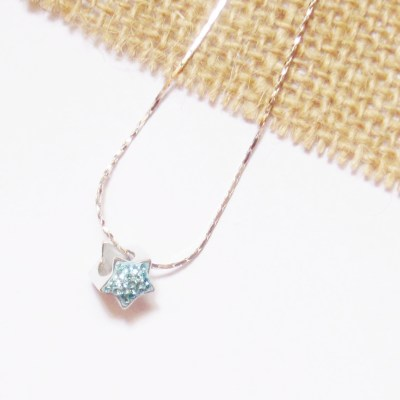sterling silver charm pendant