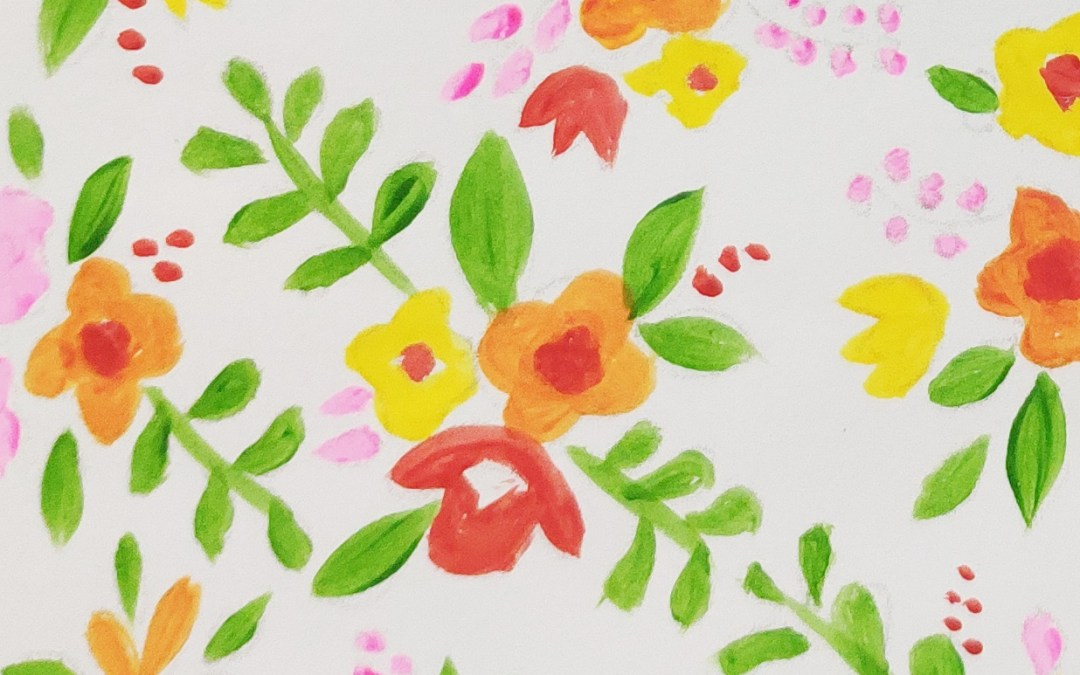 Flower Pattern or Background