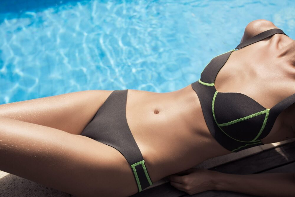 amazing results after liposuction