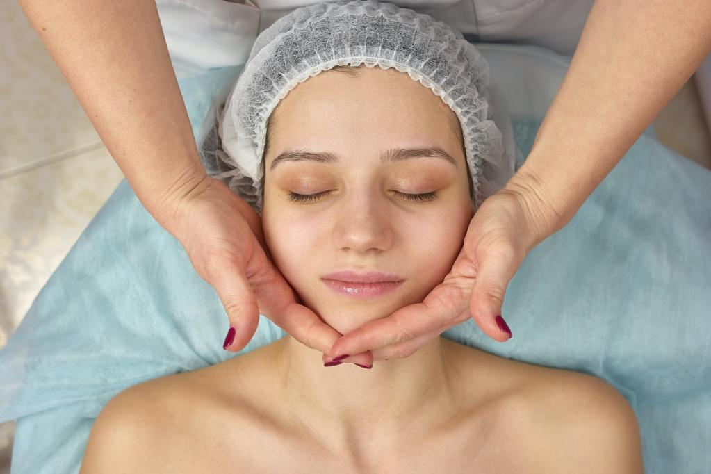 Microneedling of the face