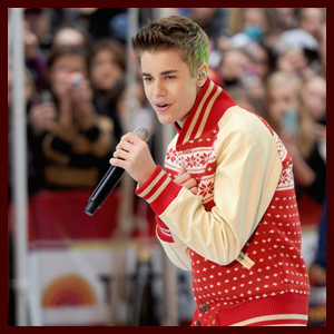 "Justin Bieber Swings By ""So Random"" This Sunday (Video)"