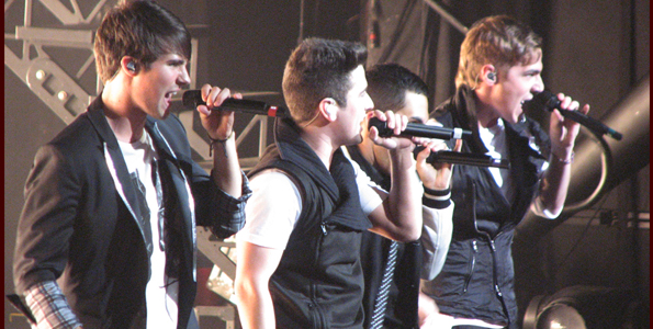 Shine On Media Big Time Rush Brings The Better With U Tour To La