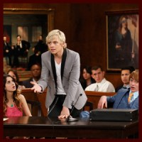 """Austin & Ally"" Sneak Peek: The Group Heads to Court to Defend Austin's Song"