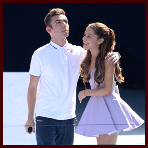 Ariana Grande, The Wanted, Fifth Harmony & More Perform at Arthur Ashe Kids' Day