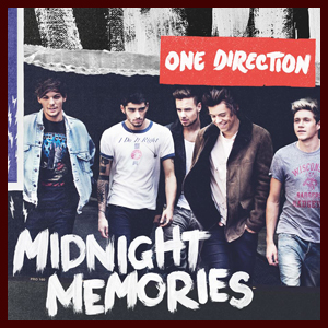 One Direction Unveils 'Midnight Memories' Cover Art and Tracklisting
