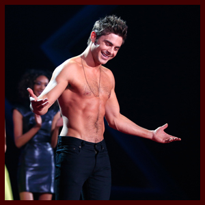 Zac Efron Strips, Catching Fire Dominates & More at the 2014 MTV Movie Awards