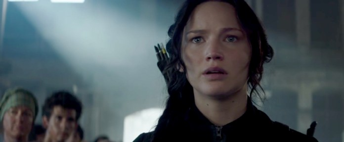 The Rebellion Begins in First Mockingjay Part 1 Teaser – Watch Now!