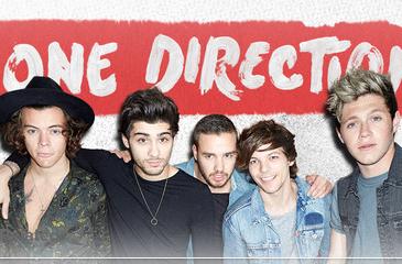 One Direction Unveil 'Four' Album Track Listing