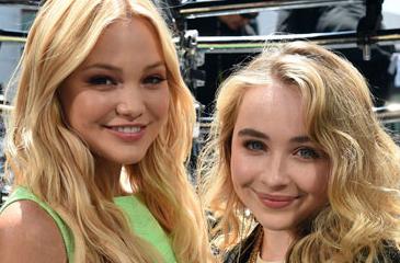 "Olivia Holt, Sabrina Carpenter & ""Teen Beach 2"" Cast Set to Hit the D23 Expo"