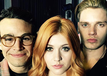 """New """"Shadowhunters"""" Promos and Behind-the-Scenes Pics"""