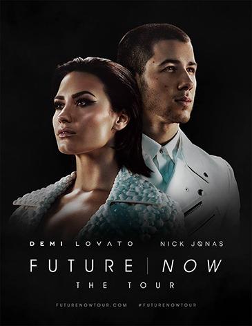 Demi Lovato & Nick Jonas Announce the Future Now Tour 2016