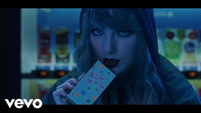 """Taylor Swift Travels the World with Ed Sheeran & Future for """"End Game"""" Music Video"""