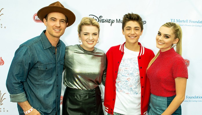 """Maddie Poppe, Asher Angel & """"This Is Us"""" Cast Celebrate at TJ Martell's 9th Annual Family Day LA"""