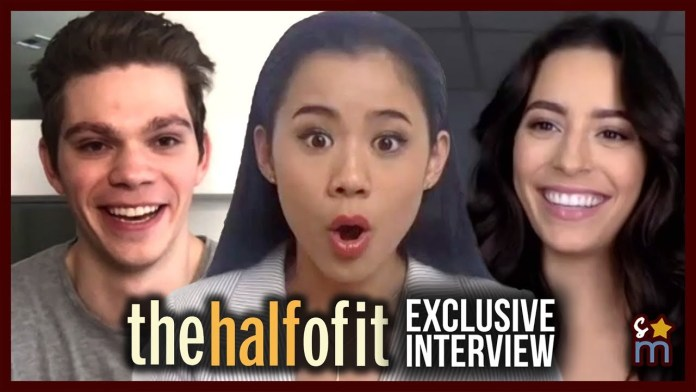 The Cast of 'The Half Of It' Discuss Fan Reactions to Their Trailer & Writing Love Letters