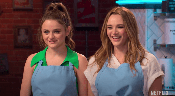 """Joey King & Hunter King Set Show Off Their Backing Stills on """"Nailed It: Double Trouble"""" – Watch the Trailer"""