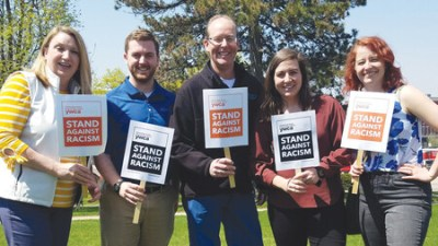 big-Stand Against Racism Group