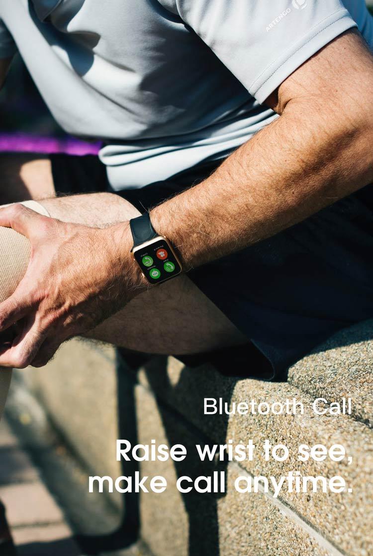 Iwo 8 2019 Version Smart Watch Apple Watch Series 4 44mm
