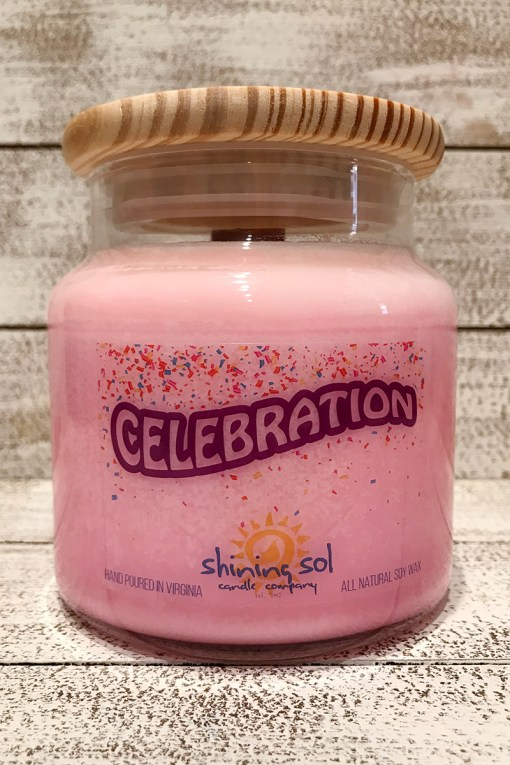 Celebration - Large Candle
