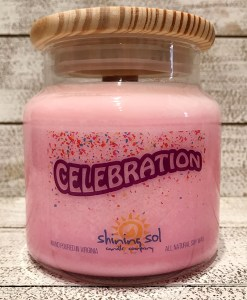 Celebration - Large Candle