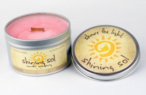 Southern Summer Picnic - Travel Tin
