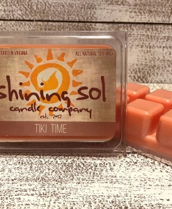 Tiki Time - Wax Melt