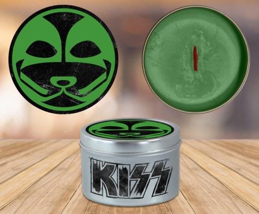 KISS - The Catman Travel Tin