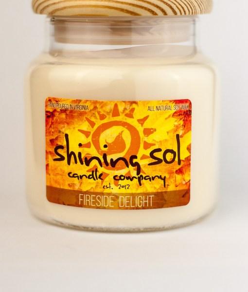 Fireside Delight - Large Jar
