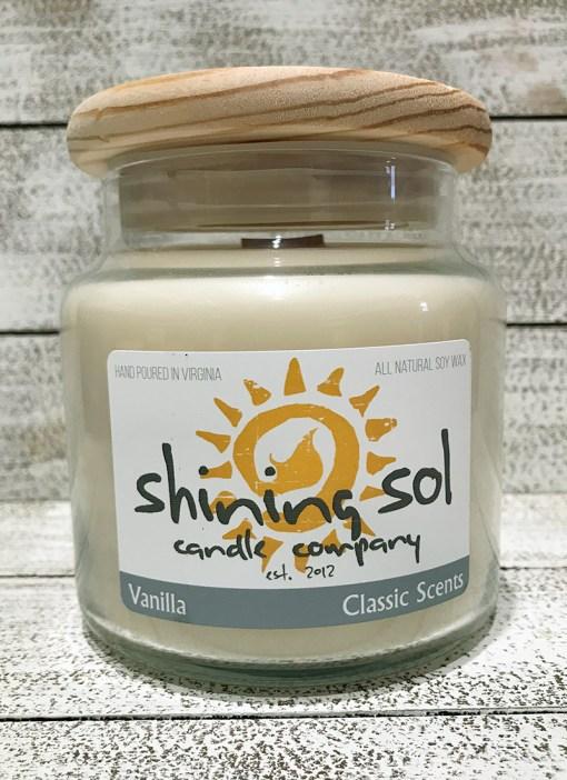 Vanilla - Large Candle